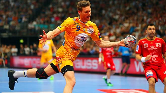 Tobias Reichmann gewinnt im Finale mit Kielce nach Siebenmeterwerfen