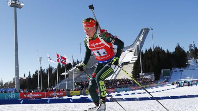 Biathlon in Ruhpolding: Sprint Damen LIVE im TV, Stream, Ticker