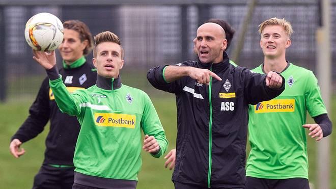 Andre Schubert Borussia Mönchengladbach Gladbach