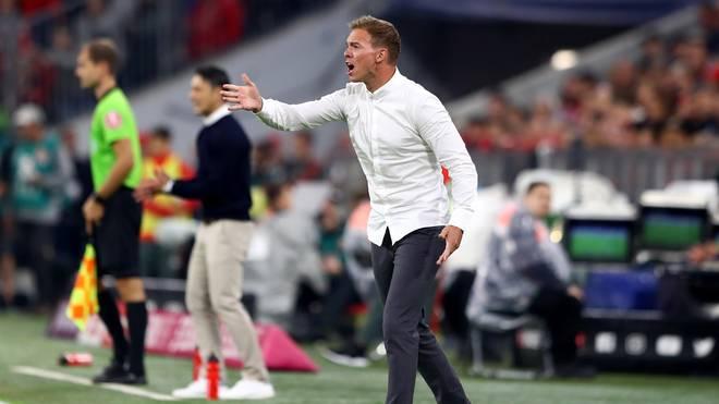 Champions League: TSG Hoffenheim ohne Brenet und Belfodil gegen Donezk, Julian Nagelsmann setzt vor dem Champions-League-Auftakt ein Zeichen