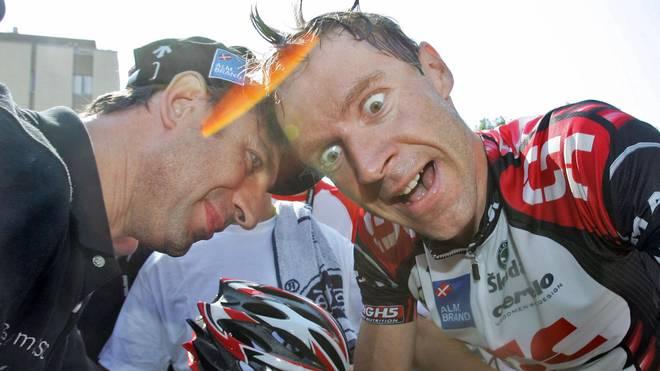Radsport: Ex-Profi Jens Voigt erklärt Umgang mit Schmerzen als Profi