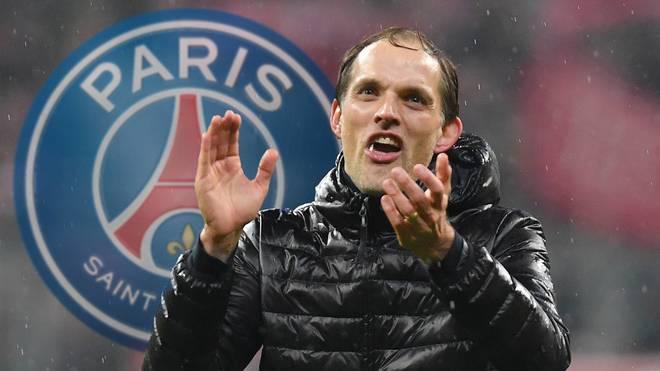 Thomas Tuchel ist neuer Coach bei PSG