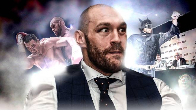 Tyson Fury kämpft am Samstag gegen Francesco Pianeta