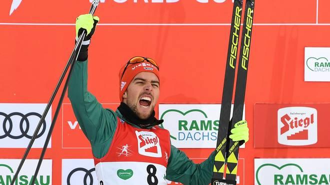 Nordische Kombination: Johannes Rydzek siegt in Val di Fiemme