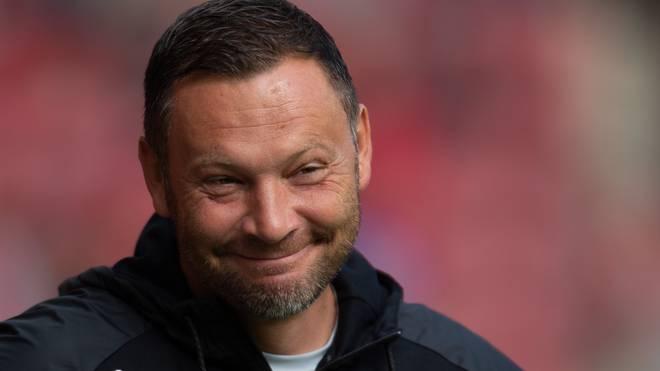 Bundesliga, Hertha BSC: Pal Dardai schaut lieber Kino als den BVB, Hertha-Trainer Pal Dardai ist immer für ein Späßchen zu haben
