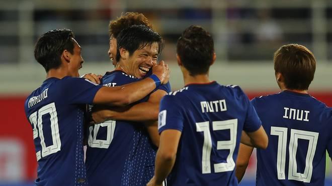Japan v Uzbekistan - AFC Asian Cup Group F