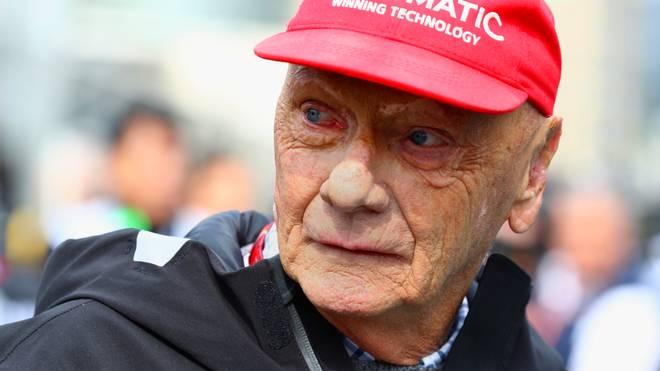 Nach Lungen-Transplantation: Niki Lauda darf Krankenhaus verlassen, Niki Lauda musste sich im August einer Lungen-Transplantation unterziehen