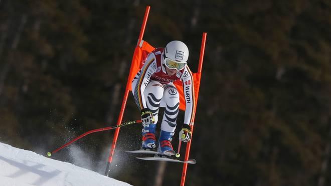 Ski Alpin: Nicole Schmidhofer gewinnt Abfahrt in Lake Louise - Weidle 11.