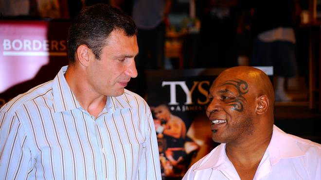 'Tyson' DVD Signing With Mike Tyson and James Toback