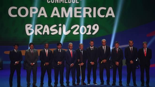 copa südamerika 2019