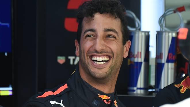 Daniel Ricciardo wird bei Red Bull bleiben