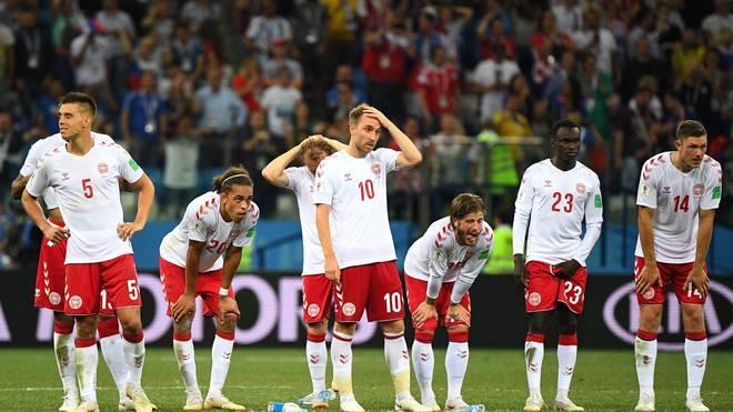 Dänemarks Nationalspieler streiten sich mit dem Verband um Werbeverträge