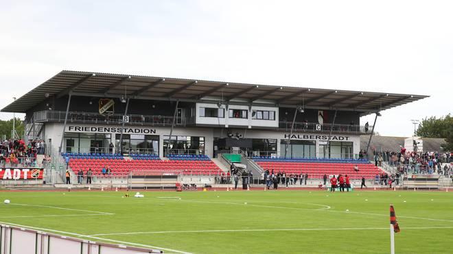 Das Spiel in Halberstadt wurde nach 17 Sekunden abgebrochen