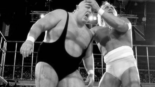 WrestleMania II: Hulk Hogan besiegt King Kong Bundy
