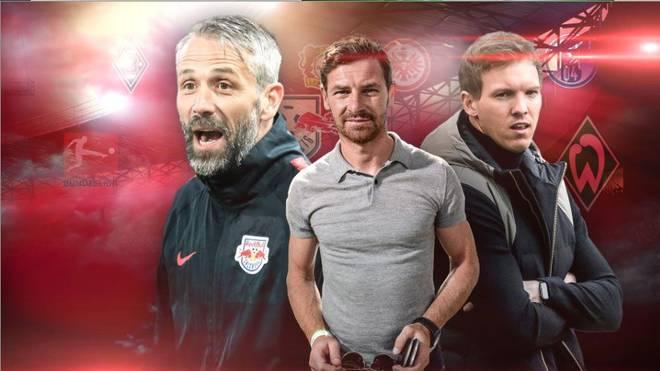 Das Trainerkarussell der Bundesliga nimmt immer mehr Fahrt auf.