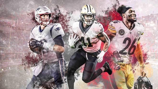 In der Nacht auf Freitag startet die NFL-Saison 2018