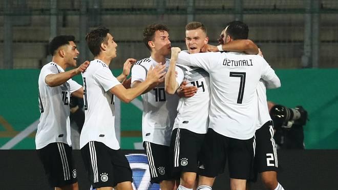 U21 EM, deutsche Nationalmannschaft, Infos, Termine, Modus