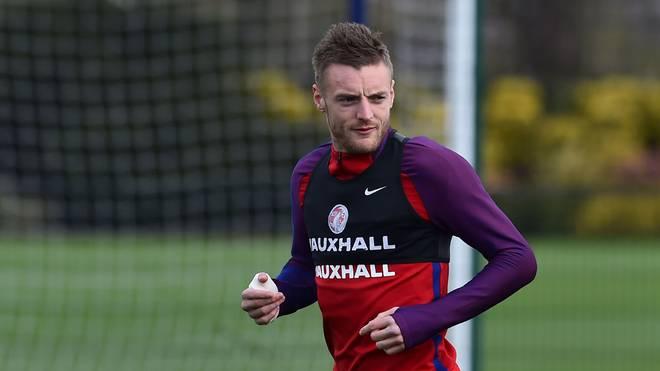 Jamie Vardy hat für England bislang drei Tore erzielt
