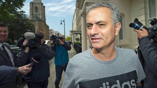 Zurück im Geschäft: Jose Mourinho