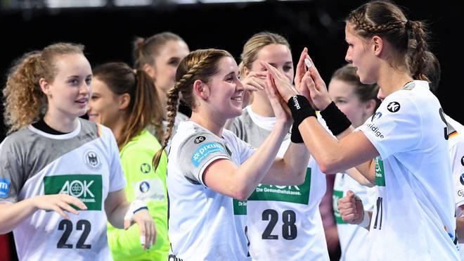 Handball-EM 2018 Frauen: So läuft die Hauptrunde für Deutschland