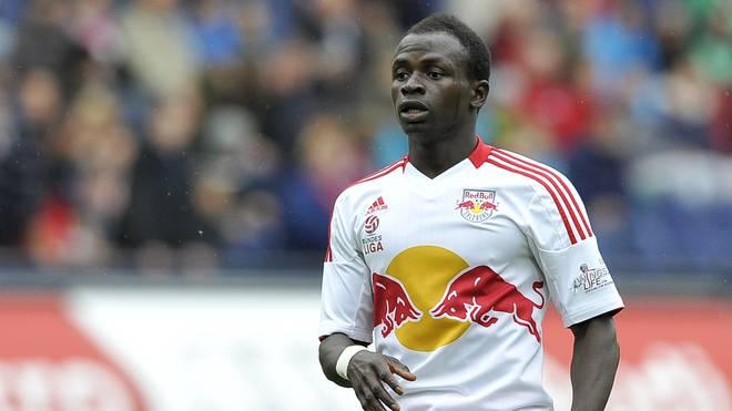 Sadio Mane wechselte 2014 für rund 15 Millionen Euro von Salzburg nach Southampton