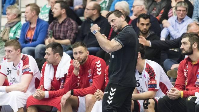 Ljubomir Vranjes trainierte in der vergangenen Saison noch die SG Flensburg-Handewitt