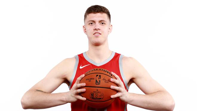 ISAIAH HARTENSTEIN (Houston Rockets)