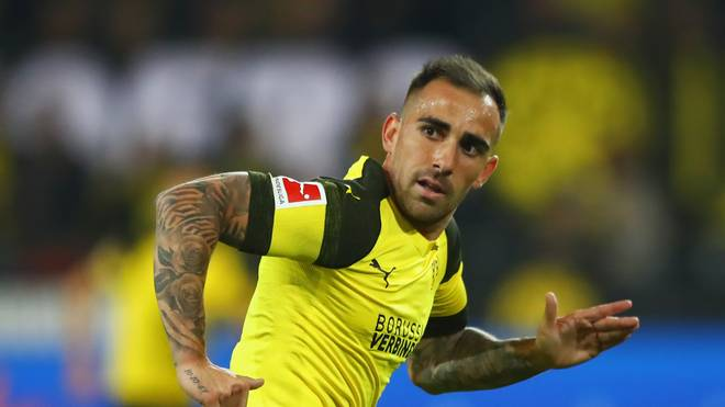 Champions League: Paco Alcacer