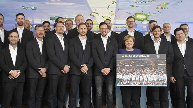 GERMANY-POLITICS-SPORTS-HANDBALL
