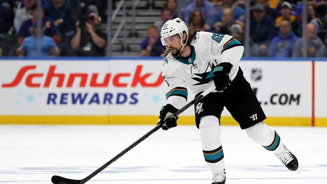 Erik Karlsson hat seinen Kontrakt bei den San José Sharks verlängert
