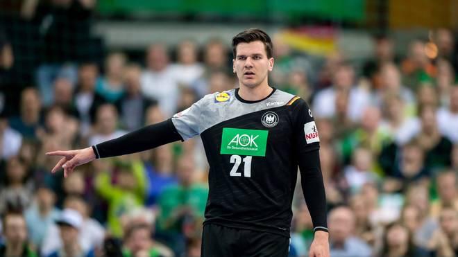 Erik Schmidt absolvierte bislang 38 Länderspiele für die deutsche Nationalmannschaft