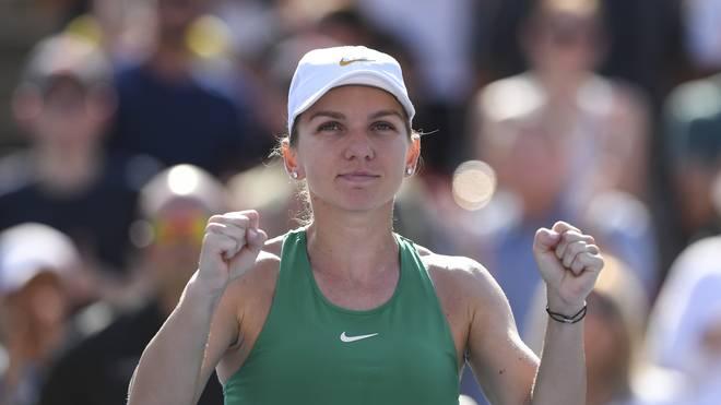 Simona Halep feierte ihren 18. Turniersieg