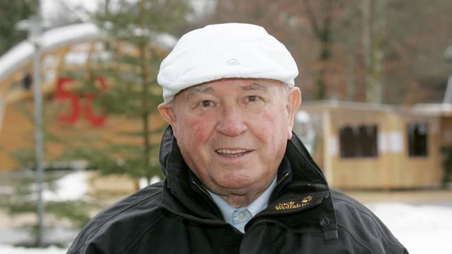 Hans Ostler starb im Alter von 93 Jahren