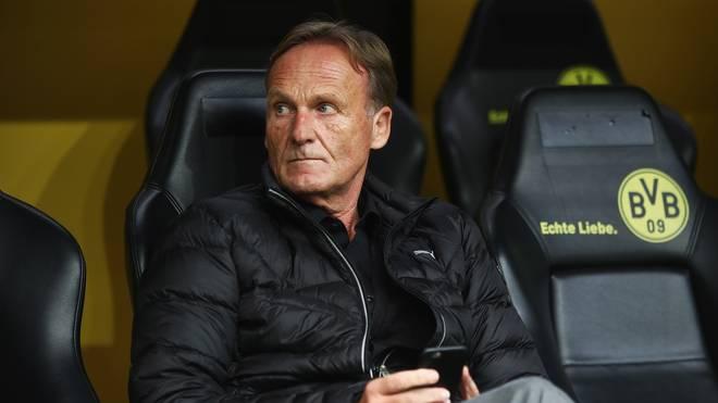 Hans Joachim Watzke rechnet mit den BVB-Kritikern ab