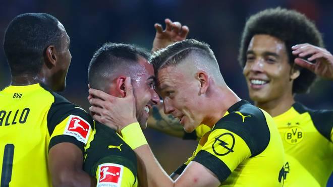 Ligadebüt für Alcacer gegen Eintracht Frankfurt