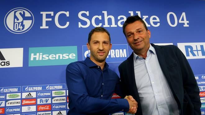 FC Schalke 04: Christian Heidel vergleicht Tedesco mit Klopp und Tuchel