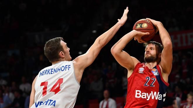 Herkenhoff: Lieber BBL statt NBA