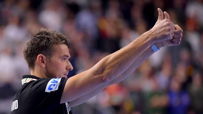 Für Christian Prokop und das DHB-Team steht das erste Spiel nach der Heim-WM an