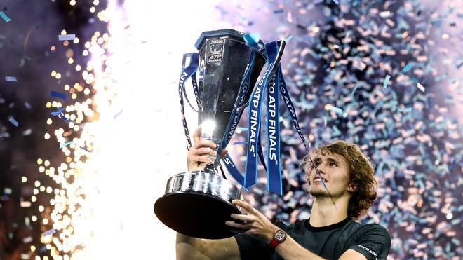 ATP-Saisonfinale zieht um