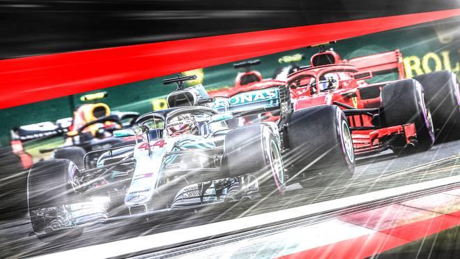 Formel 1 Melbourne Titelcheck Mit Vettel Hamilton Verstappen