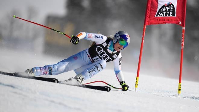 Lindsey Vonn muss wegen der Absage der Rennen in St. Anton ihr Comeback verschieben