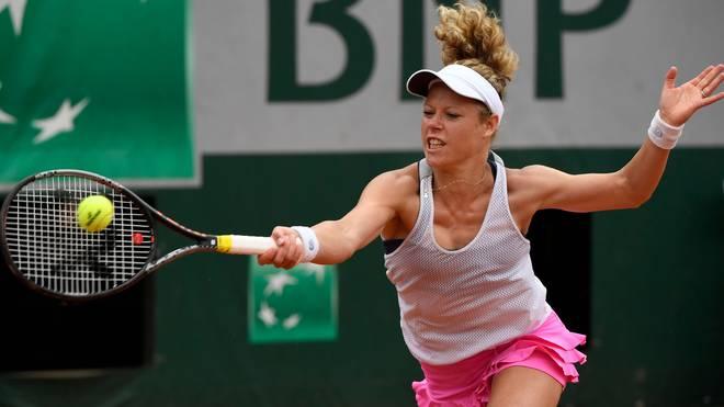 Laura Siegemund im Viertelfinale von WTA-Turnier in Bukarest