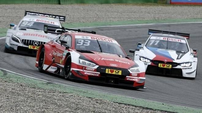 Endlich wieder Motorengeheul: Die DTM lässt in Hockenheim testen