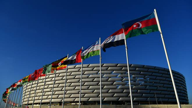 Baku 2017 - 4th Islamic Solidarity Games: Day Eleven