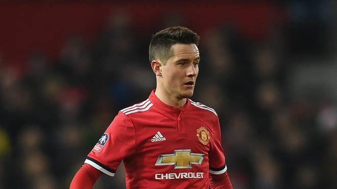 Ander Herrera steht seit 2014 bei Manchester United unter Vertrag