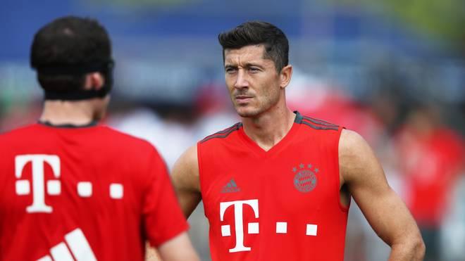 Robert Lewandowski fühlte sich von den Bayern-Verantwortlichen allein gelassen