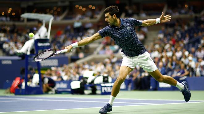 2018 US Open - Day 12