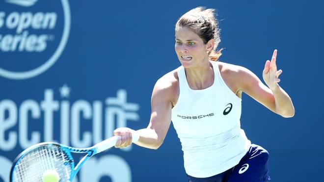 Julia Görges ist in Connecticut im Halbfinale ausgeschieden