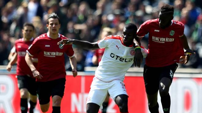 Hannover 96 v Fortuna Duesseldorf - Second Bundesliga