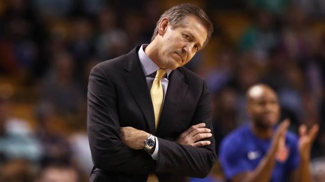 Jeff Hornacek ist nicht mehr Trainer der New York Knicks